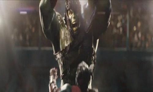 """Hulk đối đầu Thor trong """"Thor 3"""""""