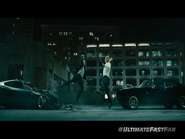 """Những cảnh hành động ấn tượng nhất loạt phim """"Fast & Furious"""""""