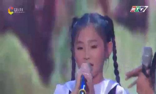 Bé 7 tuổi miền Tây hát dân ca lấy nước mắt Cẩm Ly