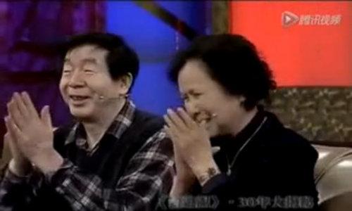 Vợ chồng Dương Khiết dự talkshow năm 2013