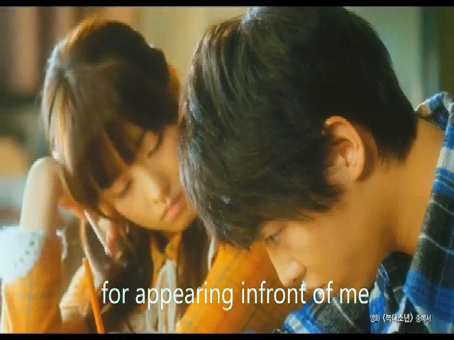 Park Bo Young và Song Joong Ki trong phim 'Sói'