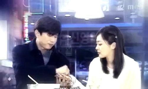 Kim Min Jong và Lee Seung Yeon trong phim 'Tình huynh đệ'