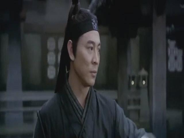 """Lý Liên Kiệt tỉ thí Chân Tử Đan trong """"Anh hùng"""""""