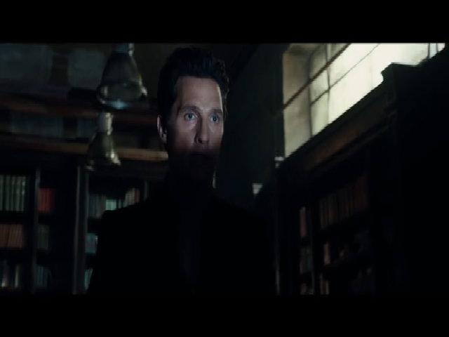 Matthew McConaughey hóa phù thủy trong The Dark Tower