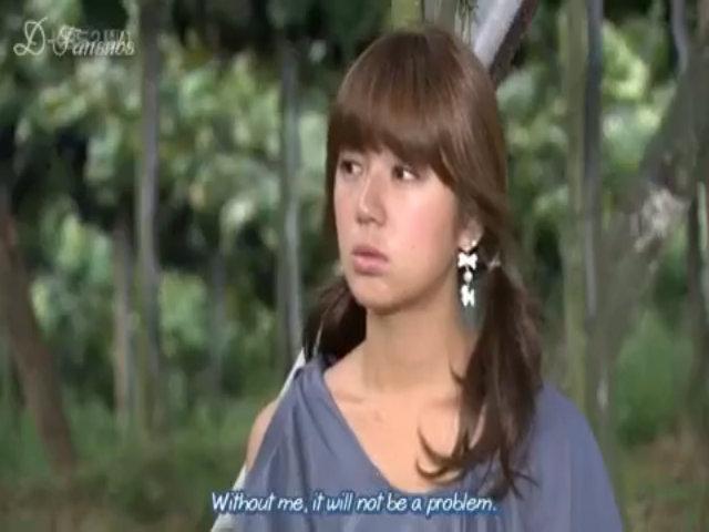 Vai diễn của Yoon Eun Hye trong 'Chàng trai vườn nho'