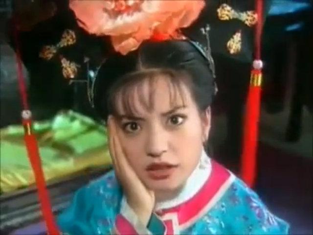 Triệu Vy trong vai Tiểu Yến Tử