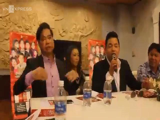 gọc Sơn, Quang Lê ngẫu hứng hát 'Thương về miền Trung'