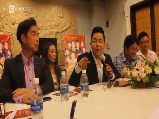 Quang Lê kể chuyện bị nhiều fan Ngọc Sơn chửi