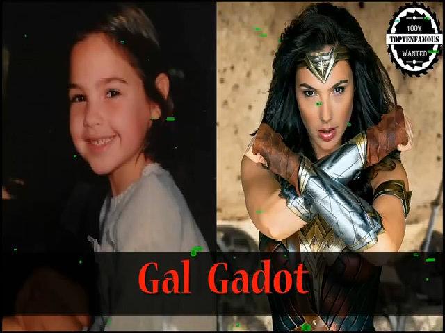 Gal Gadot - từ lúc nhỏ tới khi thành danh