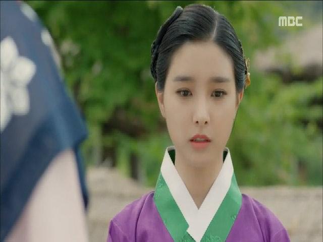 Kim So Eun trong phim 'Thư sinh bóng đêm'.