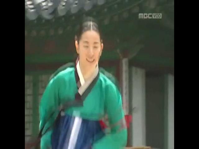 Lee Young Ae trong phim 'Nàng Dae Jang Geum'