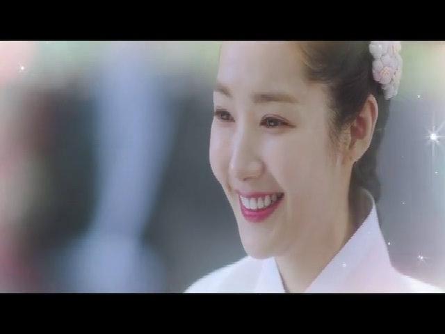 Park Min Young trong 'Bảy ngày làm vương hậu'