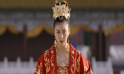 Vẻ đẹp uy quyền, tham vọng của Ha Ji Won trong 'Hoàng hậu Ki'