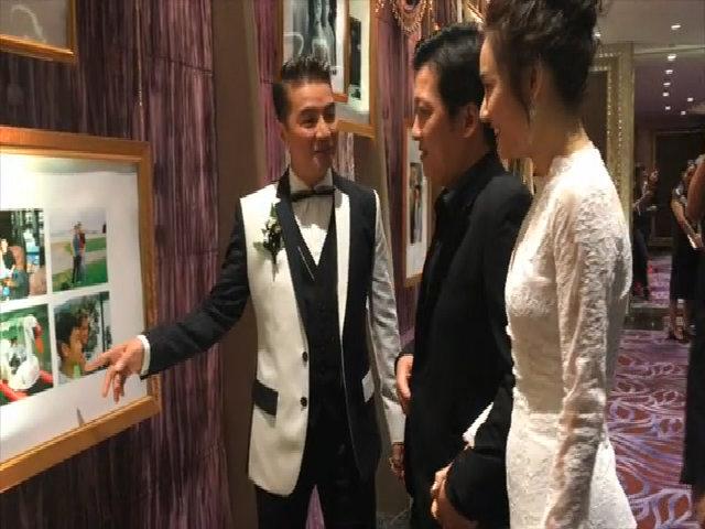Đàm Vĩnh Hưng khoe khách mời hình chụp cùng Dương Triệu Vũ