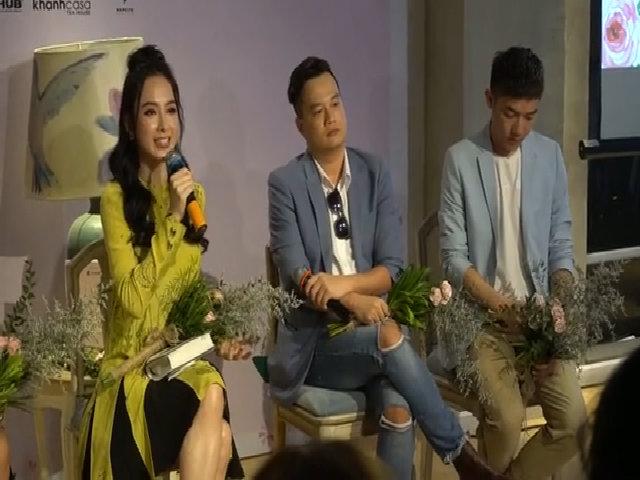 Angela Phương Trinh chia sẻ về phim trong họp báo