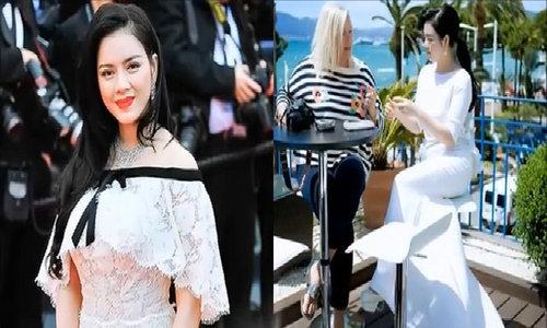 Lý Nhã Kỳ qua các mùa Cannes