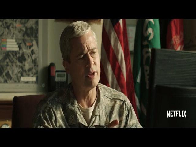 Trailer phim 'War Machine'