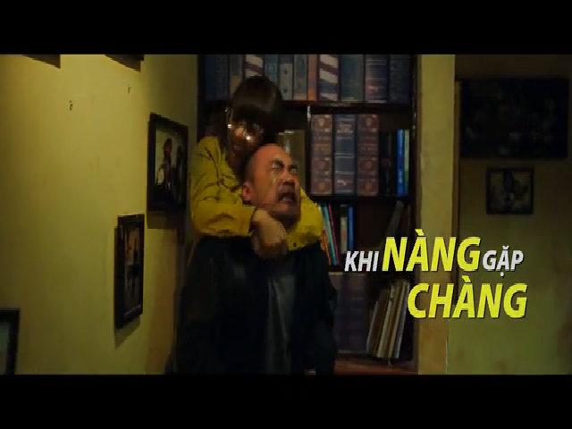 Thu Trang - Tiến Luật đánh nhau trong phim lấy cảm hứng từ truyện Chí Phèo