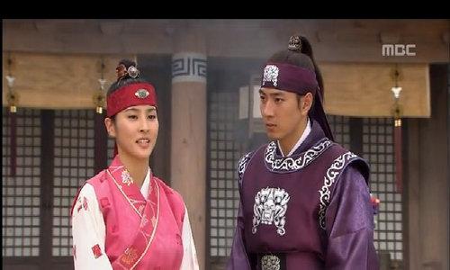 Han Hye Jin trong 'Truyền thuyết Joo Mong