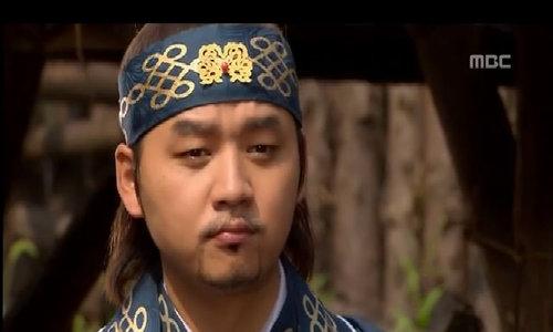 Vai nam thứ của Kim Seung Soo trong 'Truyền thuyết Joo Mong'