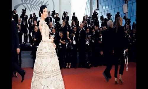 Lý Nhã Kỳ chi tiền tỷ cho trang phục tại Cannes 2018