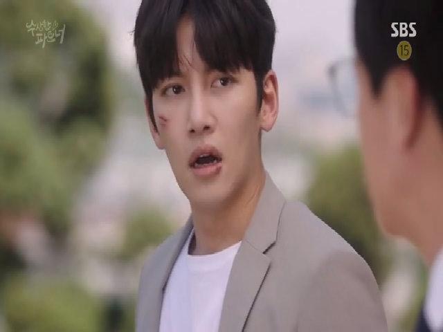 Ji Chang Wook trong phim 'Đối tác bất ngờ'