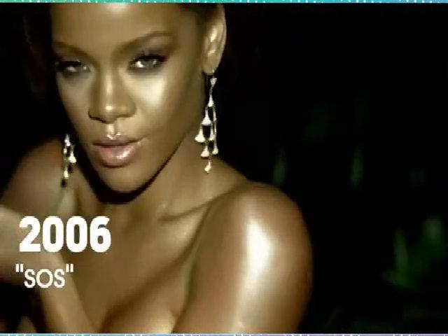Những MV đình đám trong 12 năm sự nghiệp của Rihanna
