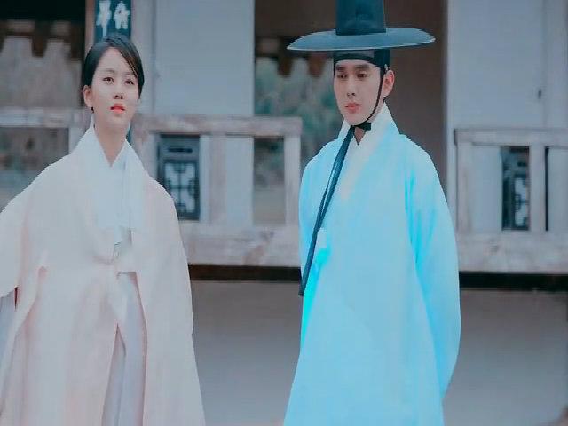 Vẻ điển trai trong 'Mặt nạ quân chủ' của Yoo Seung Ho
