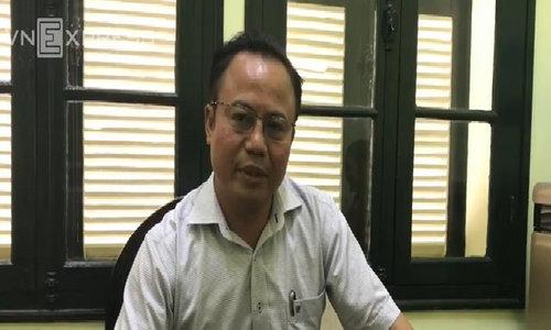 Ông Nguyễn Đăng Chương bị điều về làm tại văn phòng Bộ Văn hóa