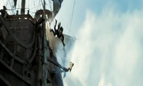 Phần ba kết thúc với trận hải chiến hoành tráng