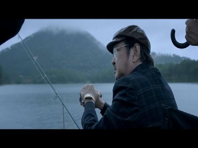 Nghệ sĩ Chánh Tín bí hiểm trong phim mới