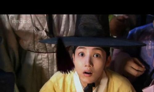 Park Min Young trong 'Chuyện tình Sungkyunkwan'