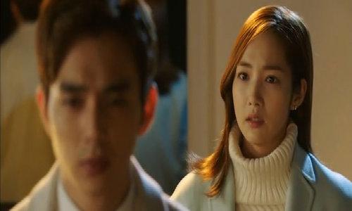 Park Min Young trong phim 'Ký ức'