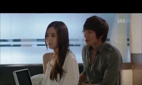 Park Min Young trong phim 'Thợ săn thành phố'