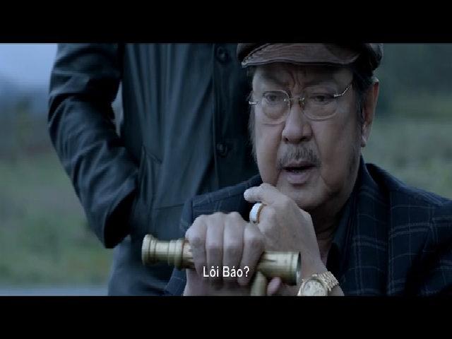 Teaser phim 'Lôi Báo' (2)