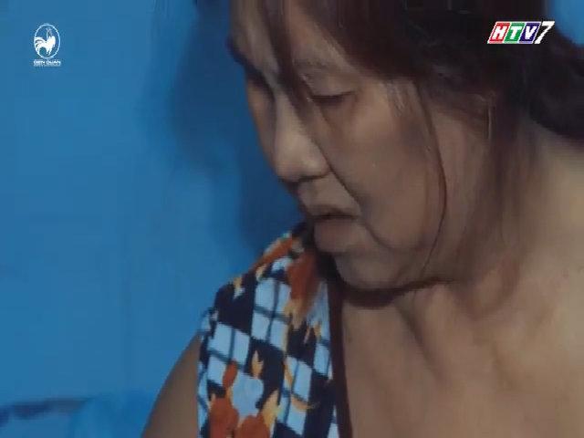 Nghệ sĩ Hoàng Lan chật vật trên giường bệnh vì tai biến, mắt mờ