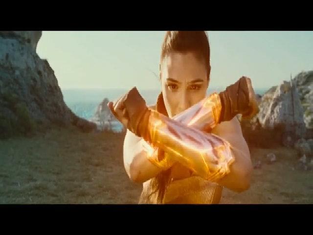 Wonder Woman (Nữ thần chiến binh)