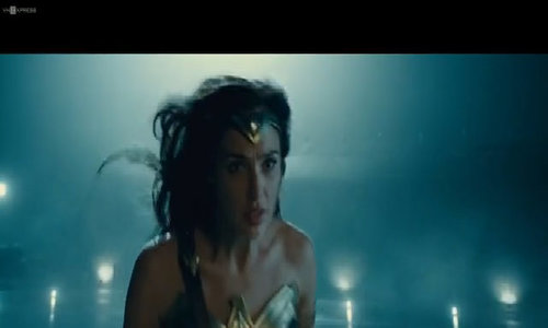 Gal Gadot trong Wonder Woman