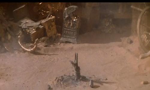 Xác ướp Imhotep hồi sinh gieo rắc tai ương