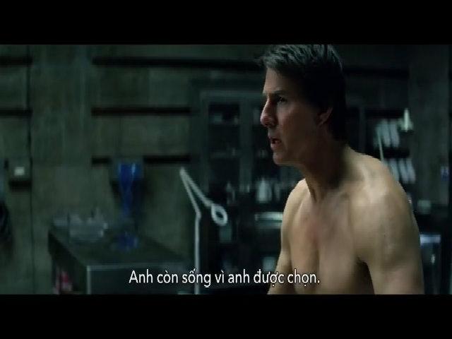 Tom Cruise bị chê trong phim mới