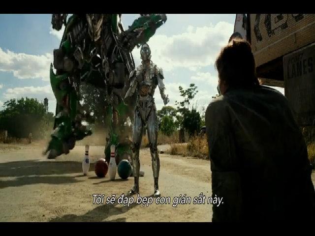 'Transformers 5' hé lộ dàn người máy mạnh hơn autobot