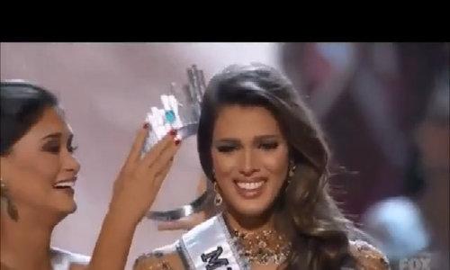Hoa hậu Hoàn vũ 2016