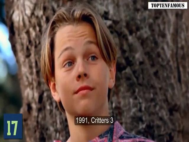 Leonardo qua thời gian
