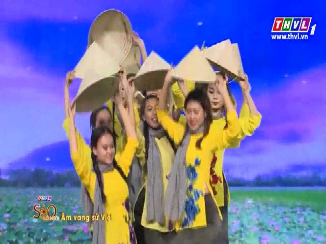 Mai Xuân Thy hát 'Những cô gái Đồng bằng Sông Cửu Long'