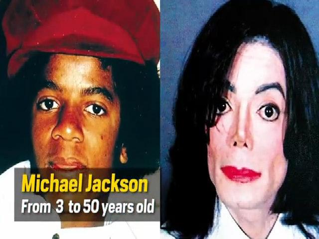 Michael Jackson từ nhỏ tới lúc lìa cõi đời