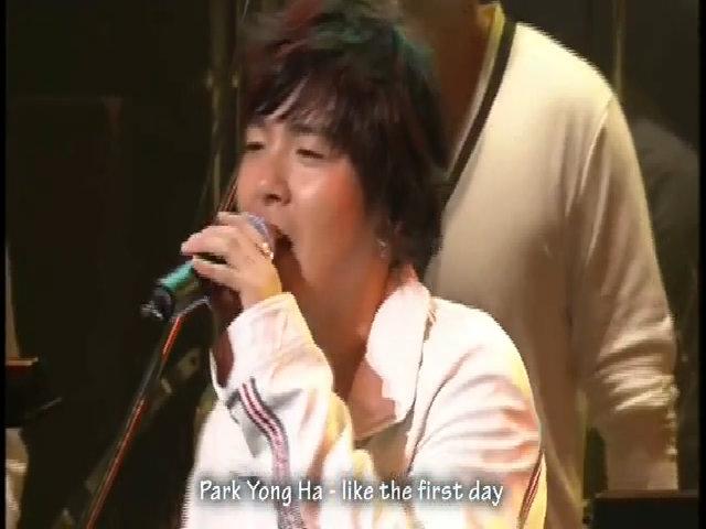 Những ca khúc nổi bật của Park Yong Ha