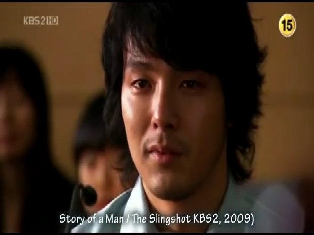 Vai diễn cuối cùng của Yong Ha - 'A Man's Story'