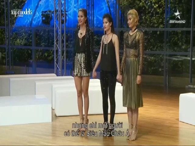 Đại diện Philippines đăng quang tại 'Asia's Next Top Model'