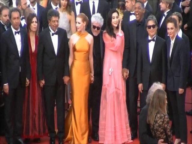 Phạm Băng Băng ở LHP Cannes 2017