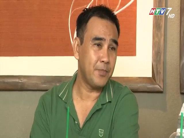 Quyền Linh: 'Tôi có lỗi khi để vợ nuôi con một mình'